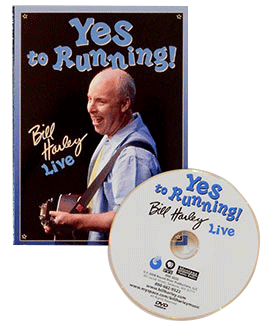 Yes to Running DVD